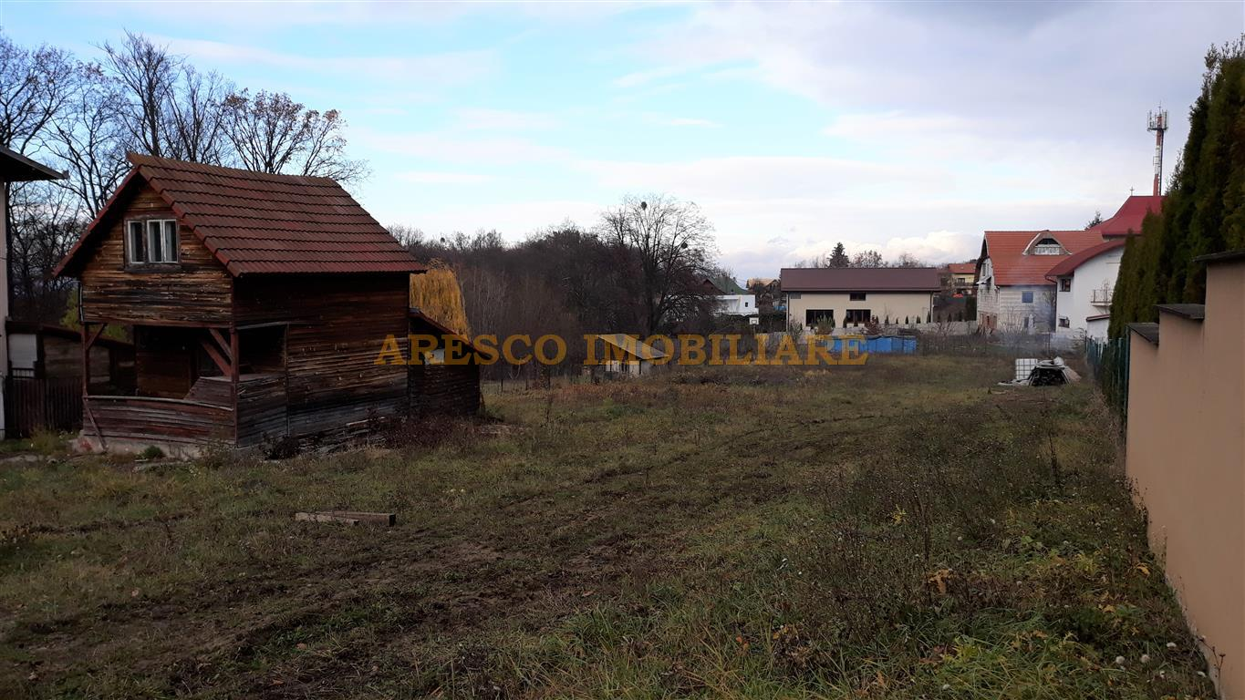 Land for sale in Faget, Cluj Napoca - AR6088