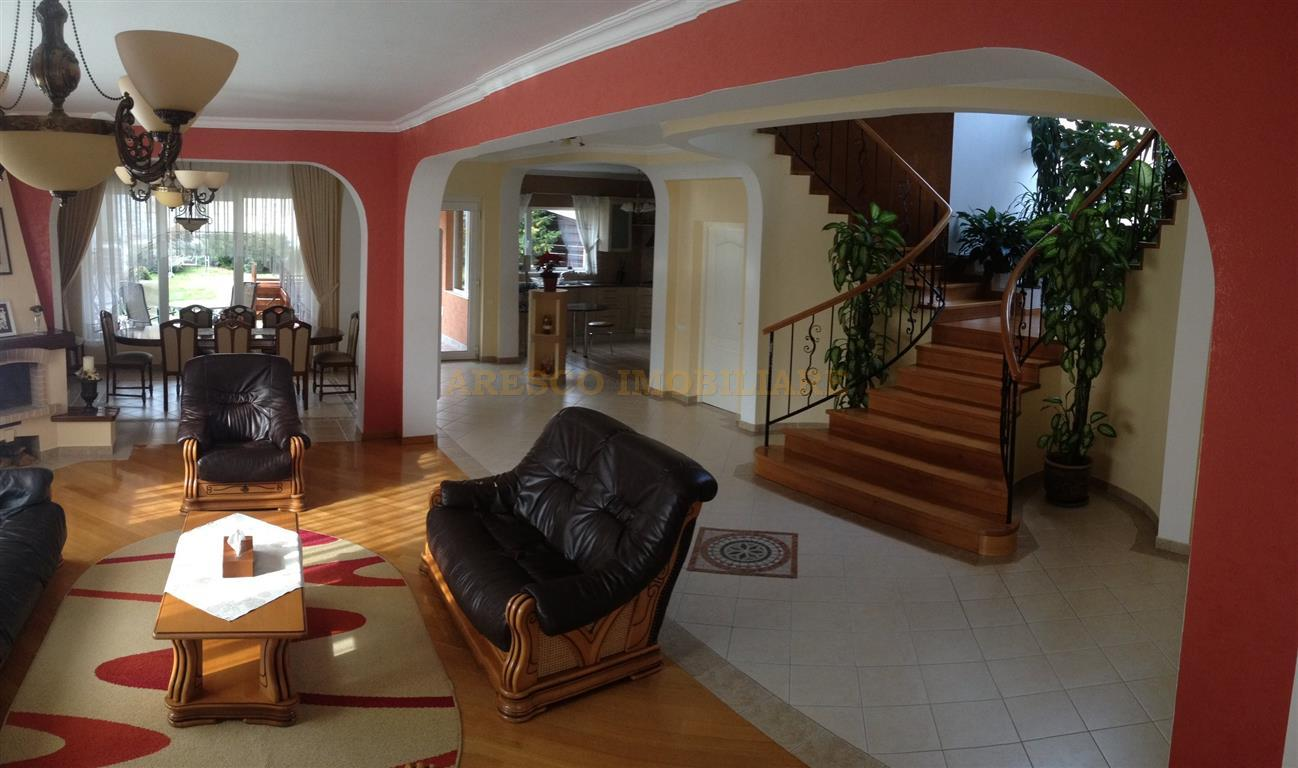 Villa for sale in Grigorescu neighborhood from Cluj Napoca - AR11054