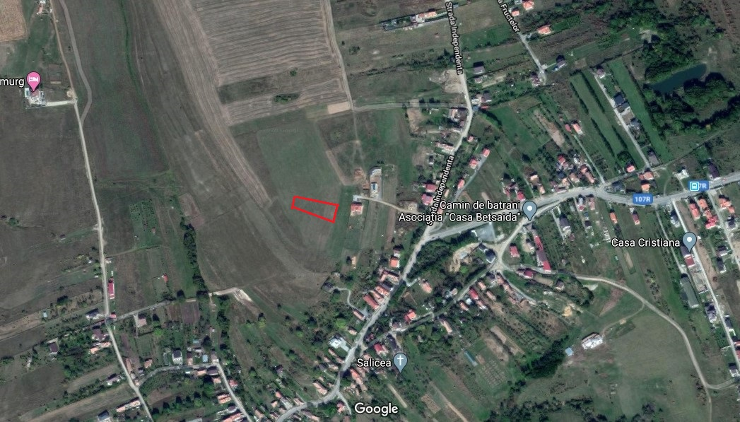 Construction land for sale in Salicea - AR12603